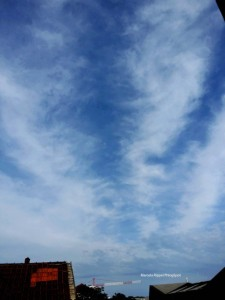 Feather clouds 3