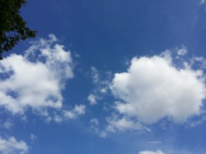 Lazy afternoon clouds_2